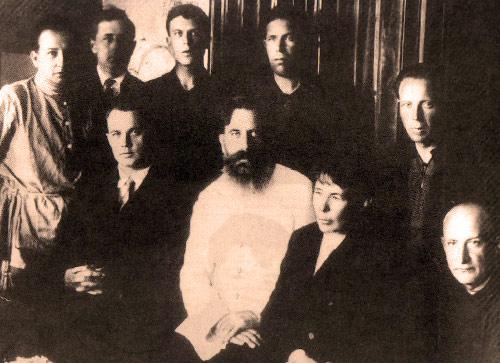 Игарка, 1935 год