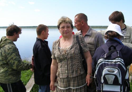 Татьяна Чалкина – полпред главы района на межселенной территории
