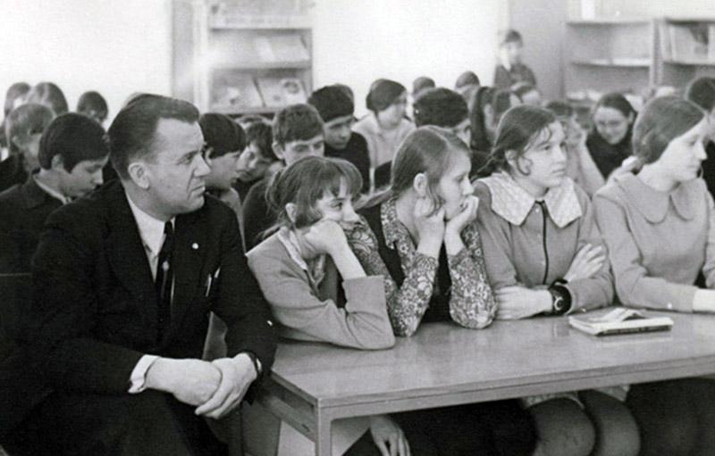 Зимогляд М.Ф., 1975 год