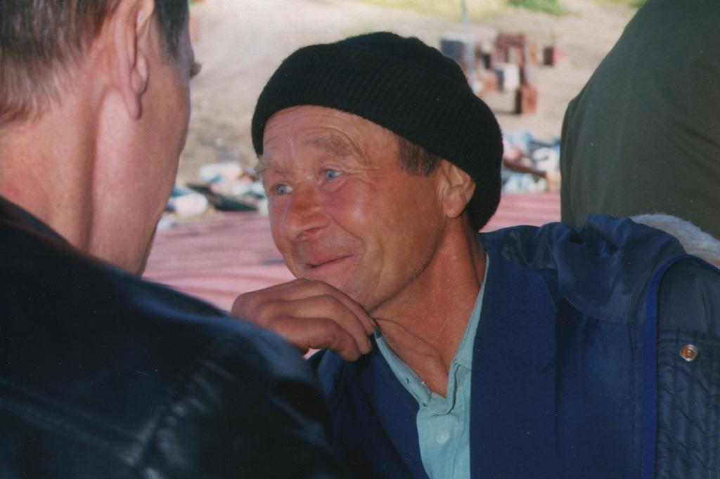 8-ой  приезд  Астафьева в Игарку