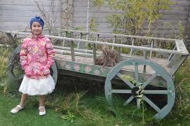 Внучка Сашенька