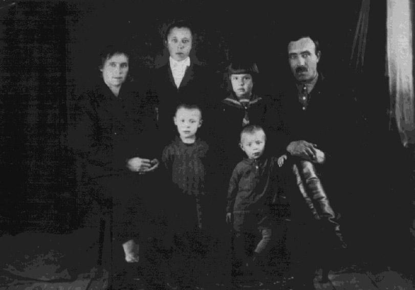 Семья Палеевых