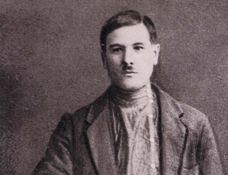 Подпись под фото отец Пётр Павлович Астафьев, 1931 год