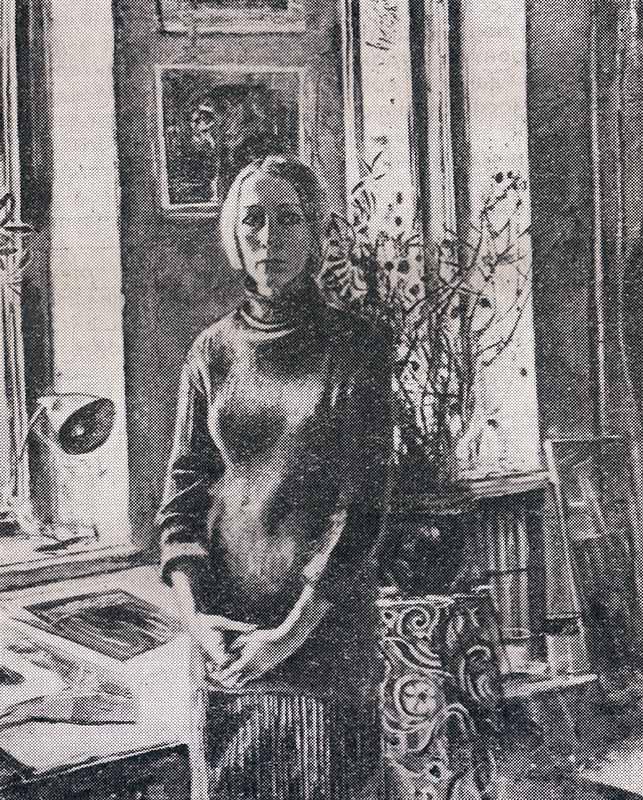 Людмила Грибок. Одна из нас