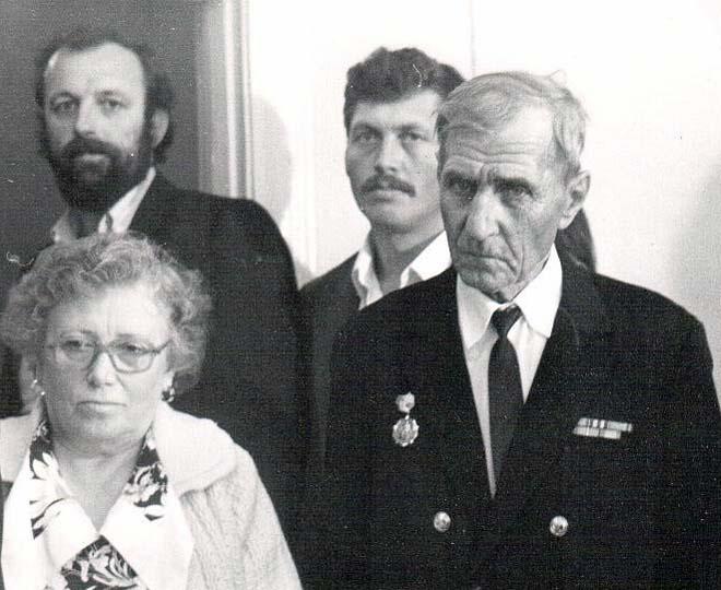 Земляк Владимир Ерофеевич