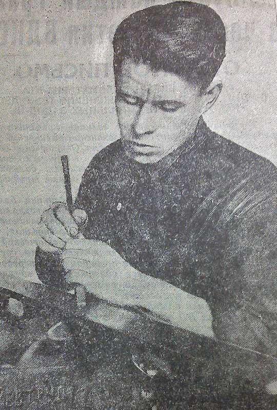Брагин Николай Петрович