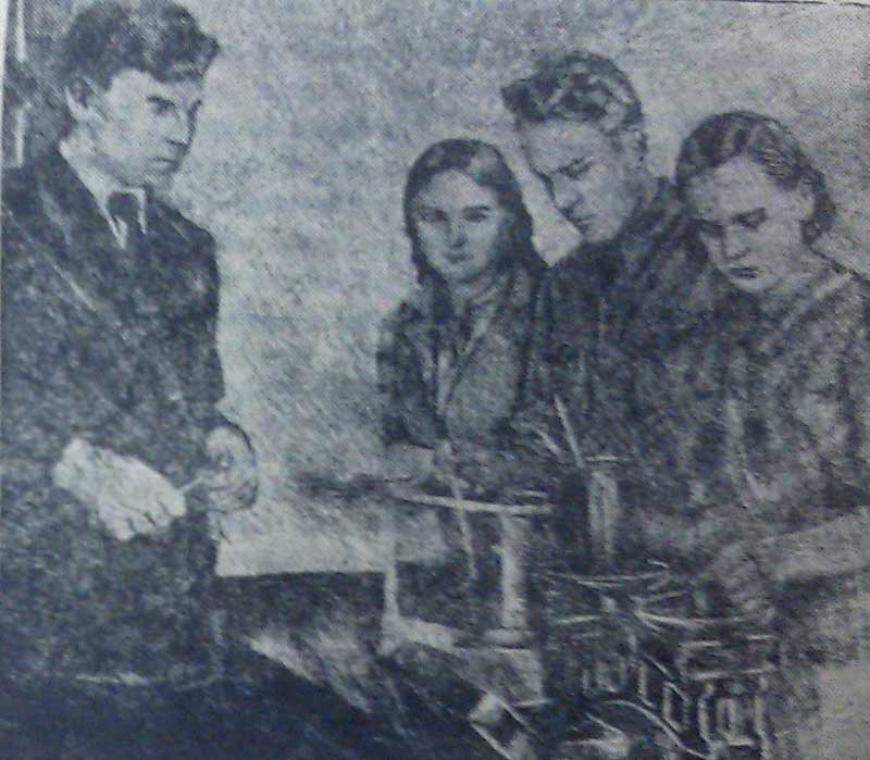 Бутусов Виктор Григорьевич