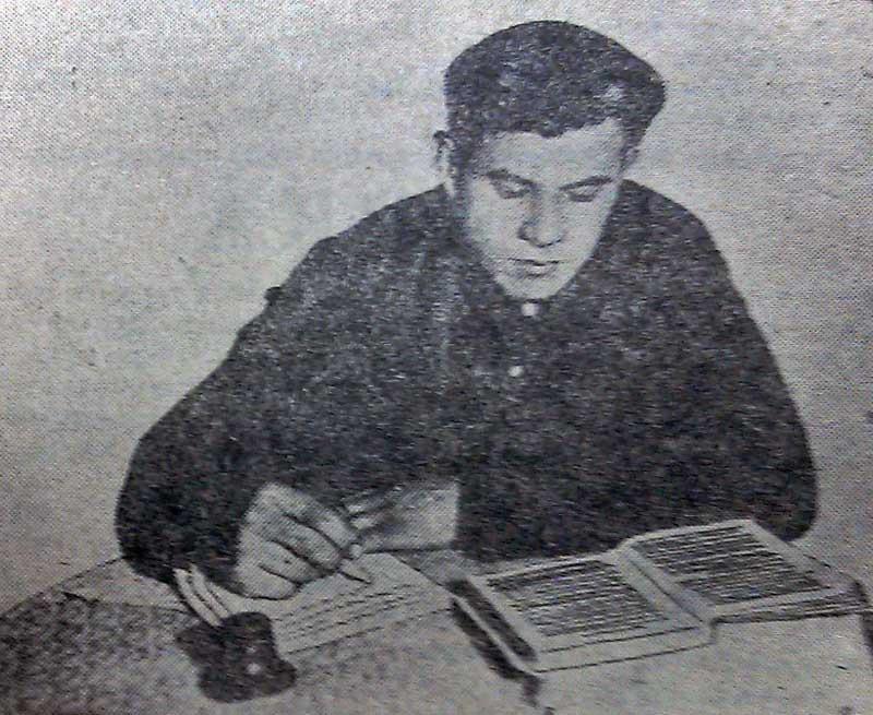 Кайбичев Яков Григорьевич