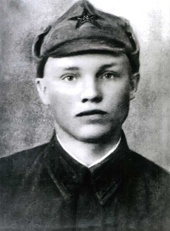 Барбашов Пётр Парфёнович