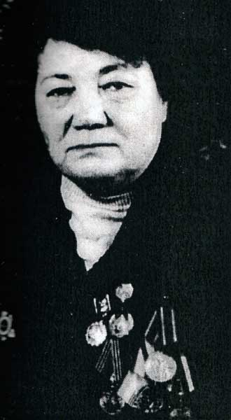 Калиничева Полина Ивановна