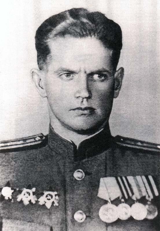 Дзюба Федор Федорович