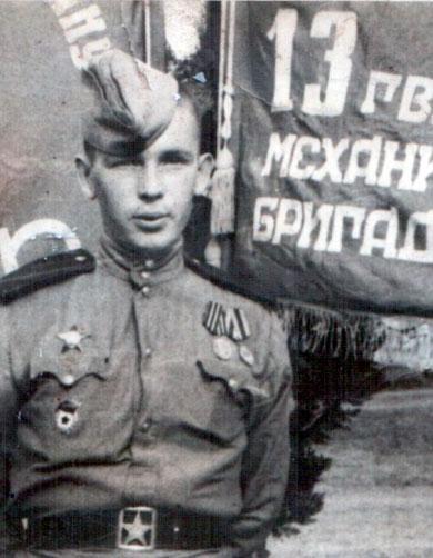 Бабкин Геннадий Федотович