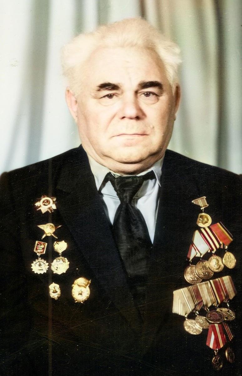 Дресвянский Анатолий Данилович