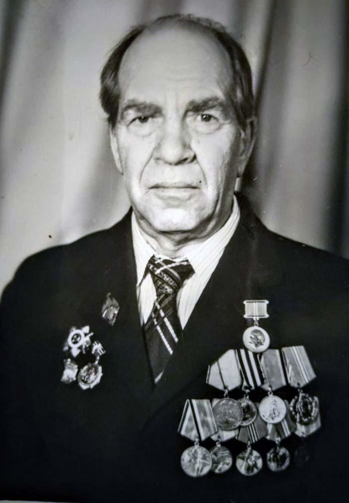 Крылов Юрий Петрович