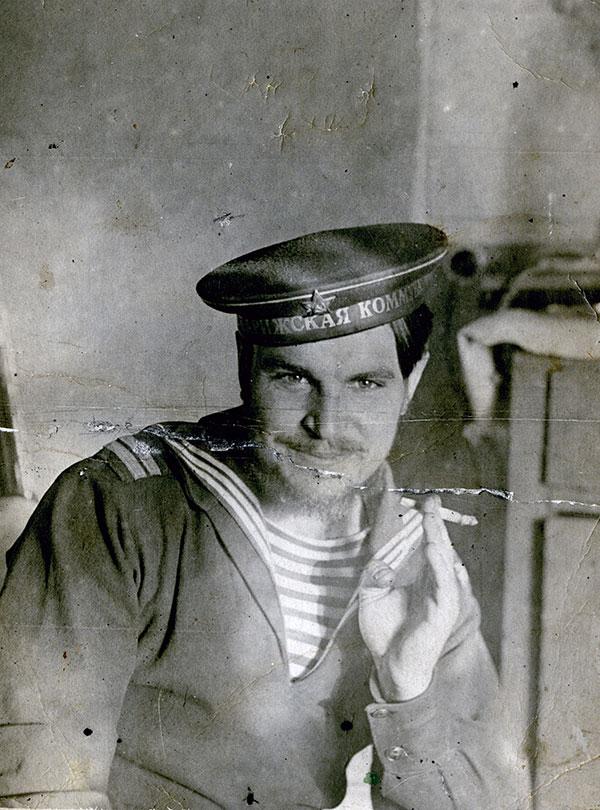 Вебер Николай