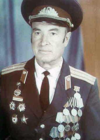 Макеев Иван Дмитриевич