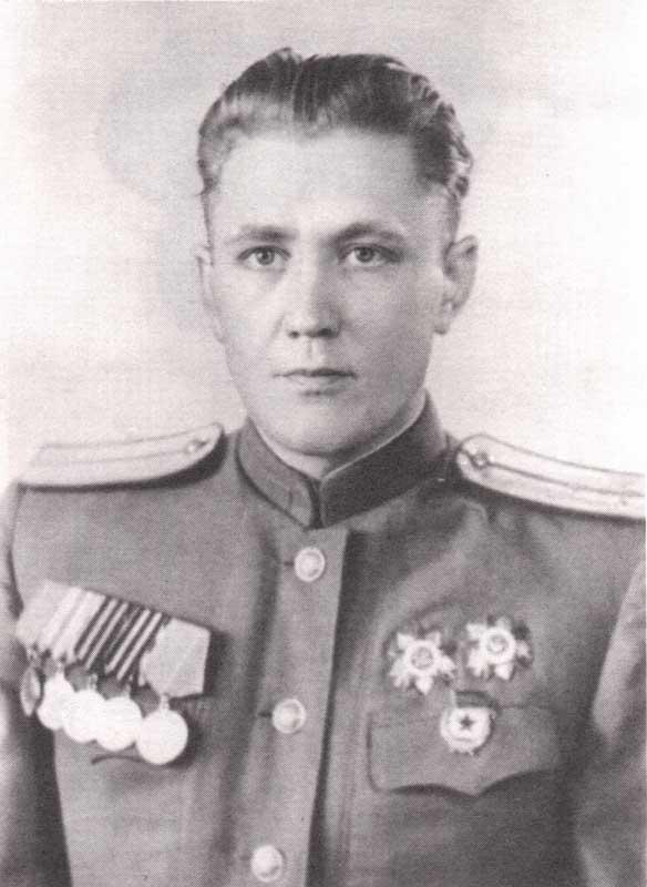 Малютин Николай Сергеевич