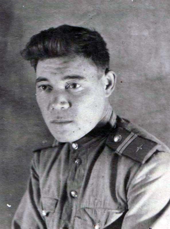 Махметов Петр Хаметович