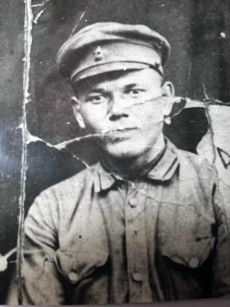 Петров Тимофей Поликарпович