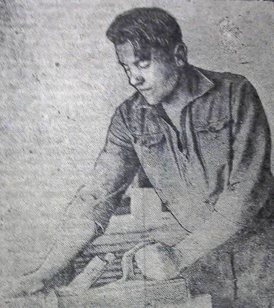Попов Леонтий Гаврилович