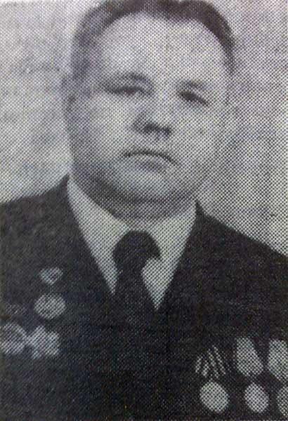 Прудников Иван Захарович
