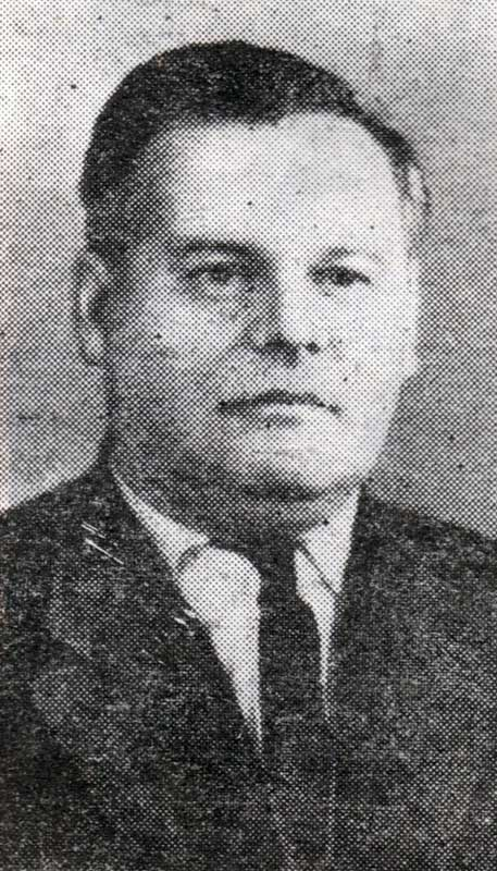 Сергеев Евгений Федорович