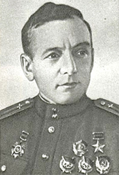 Штепенко Александр Павлович
