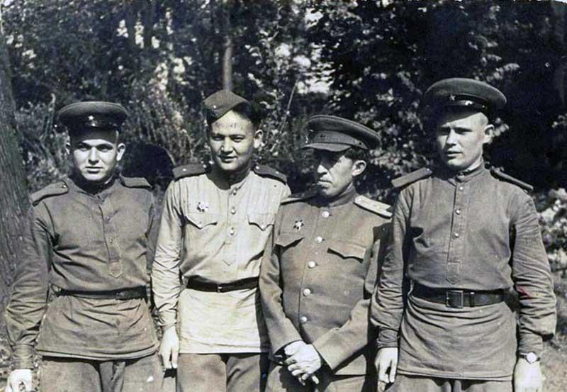 Ветераны в армейских списках 6 букв