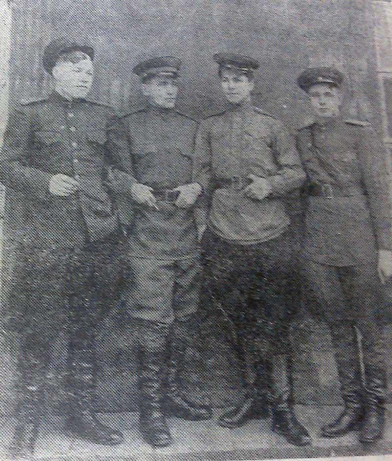 Столяров Николай Дмитриевич