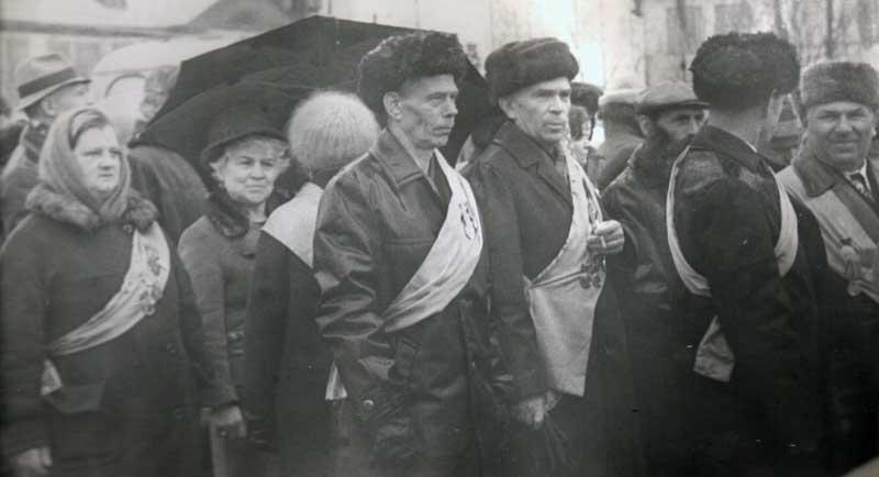 Титова Анастасия Архиповна