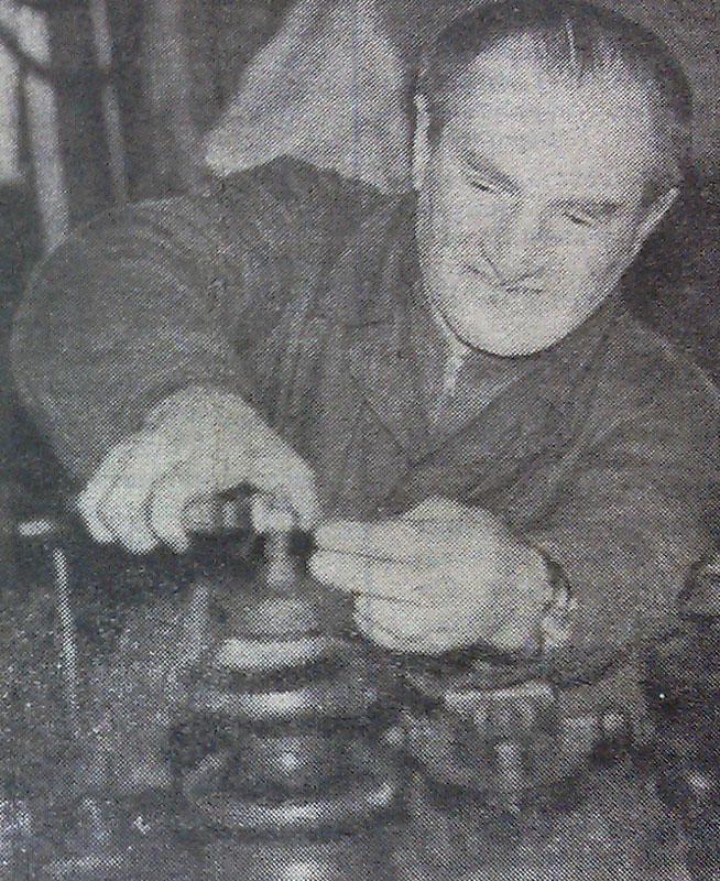 Шамычков Михаил Семенович