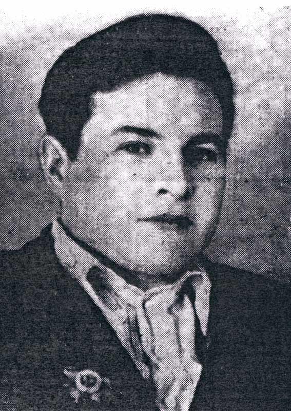 Чесных Борис Матвеевич