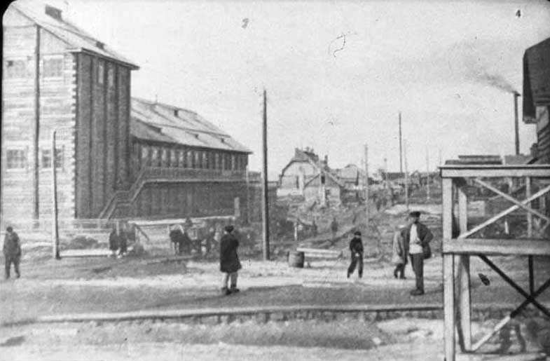 Зарубки на память: Игарка, 1931 год