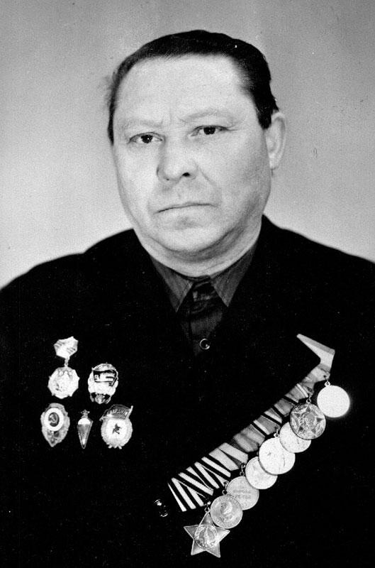 Чалкин Федор Захарович