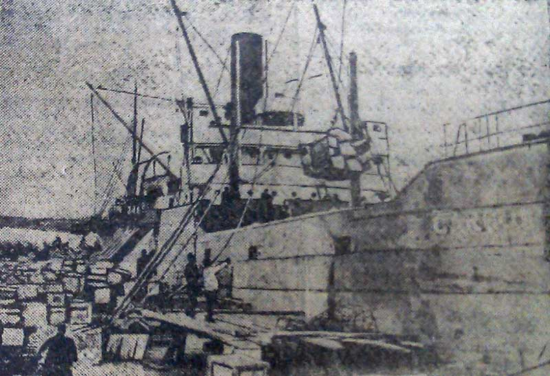 Игарка, 1935, хроника событий