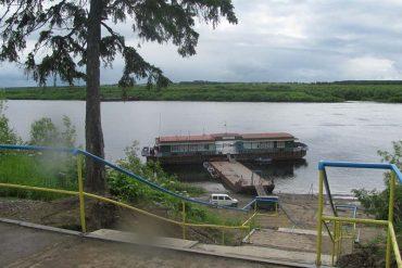 Порт Игарка