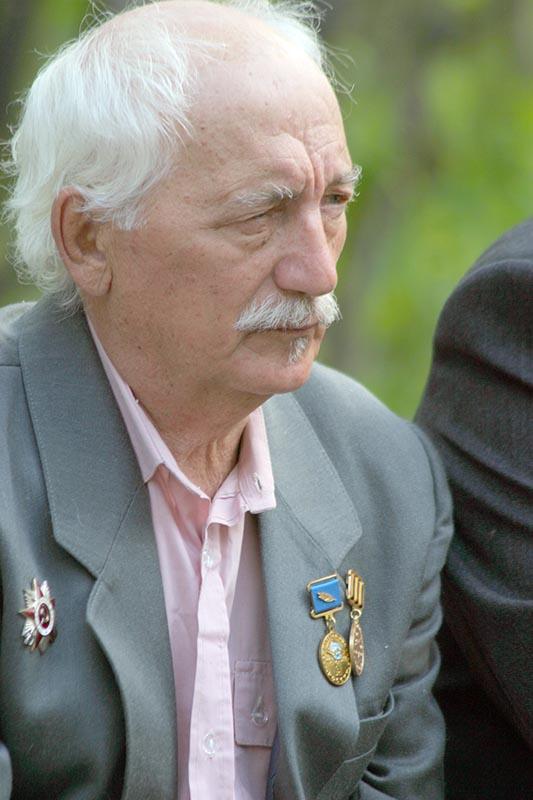 Борис Яковлевич Серженко