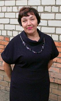 Лариса Голубь