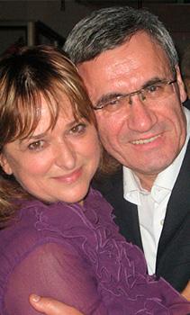 Супруги Гельман