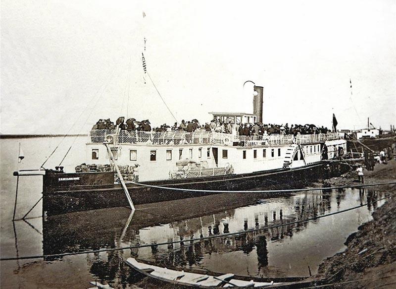 Порт Игар