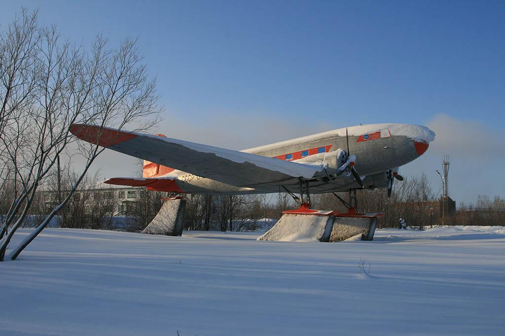 Москва – Игарка – Северный полюс: 1958 год