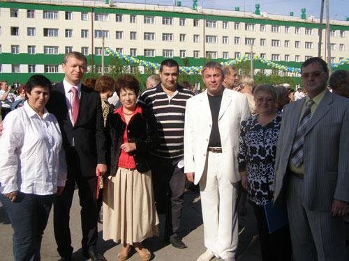 Сергей Азаров: «У меня хватит и воли, и терпения, и сил…»