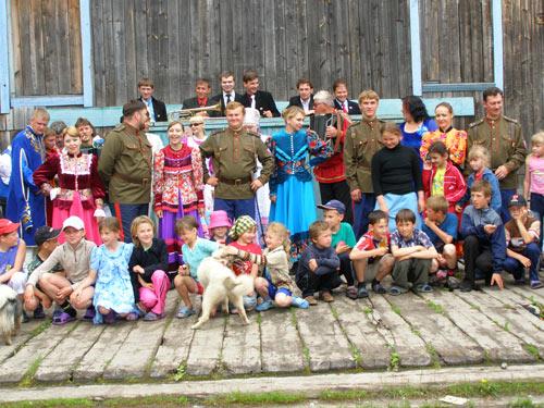 Золотой юбилей Вороговской школы