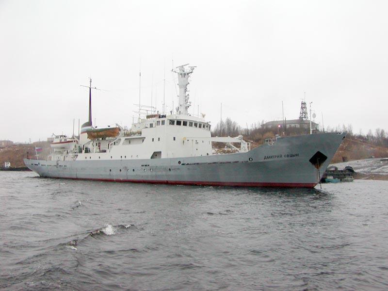 Дмитрий Овцын, Игарка.