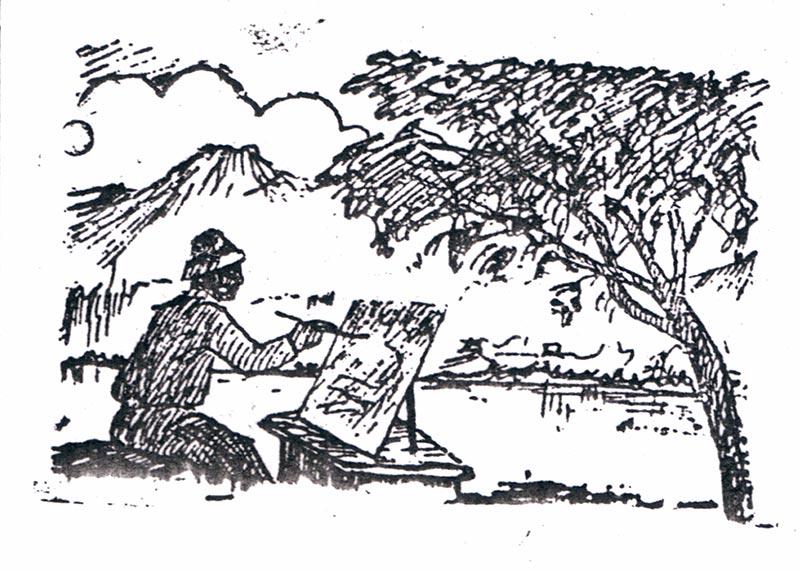 Мешок с рисунками