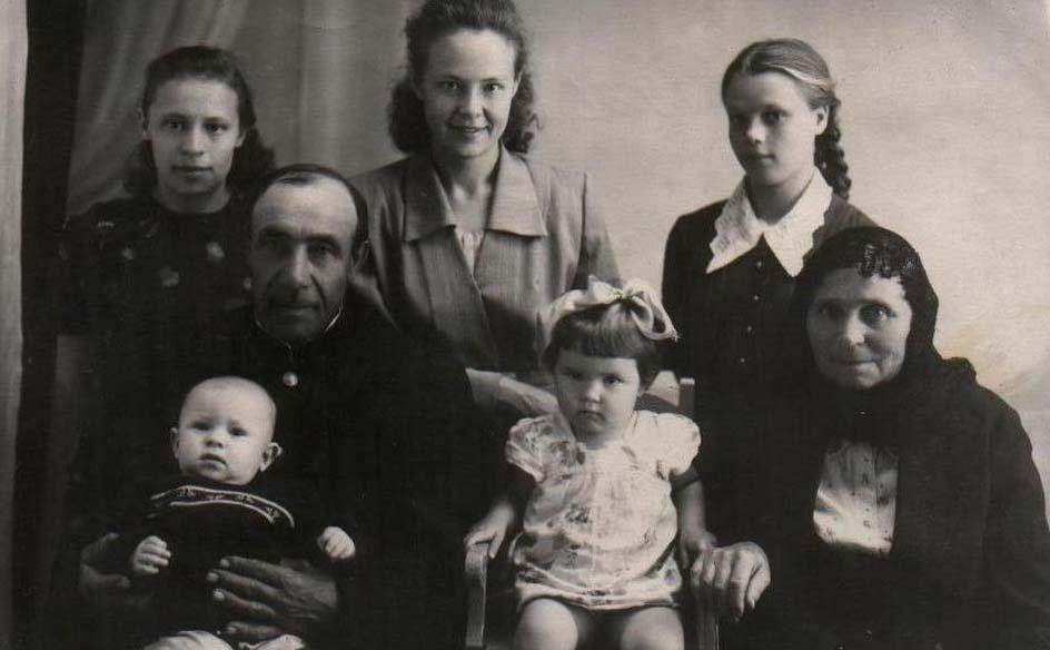 История Игарки как хроника жизни семьи