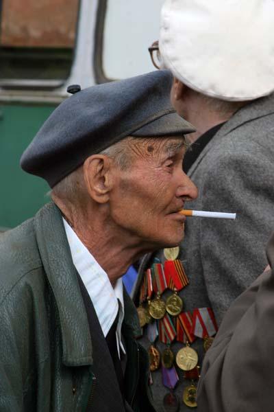 Один из Салтыковых Александр Степанович «Почётный гражданин города Игарки»