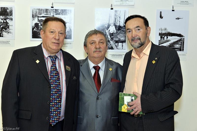 Валерий Михайловский об Игарке