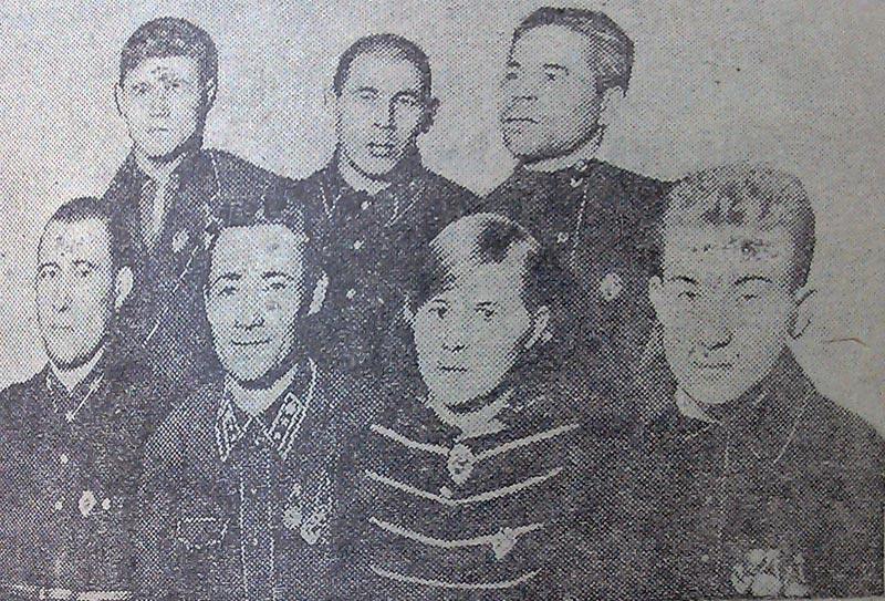 Анисимов Иван Григорьевич