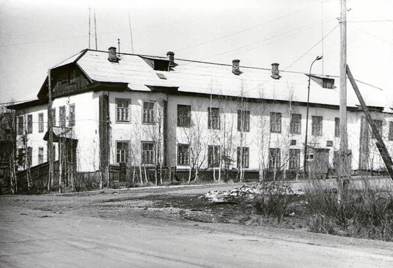 Улицы Игарки, часть пятая: Новый город